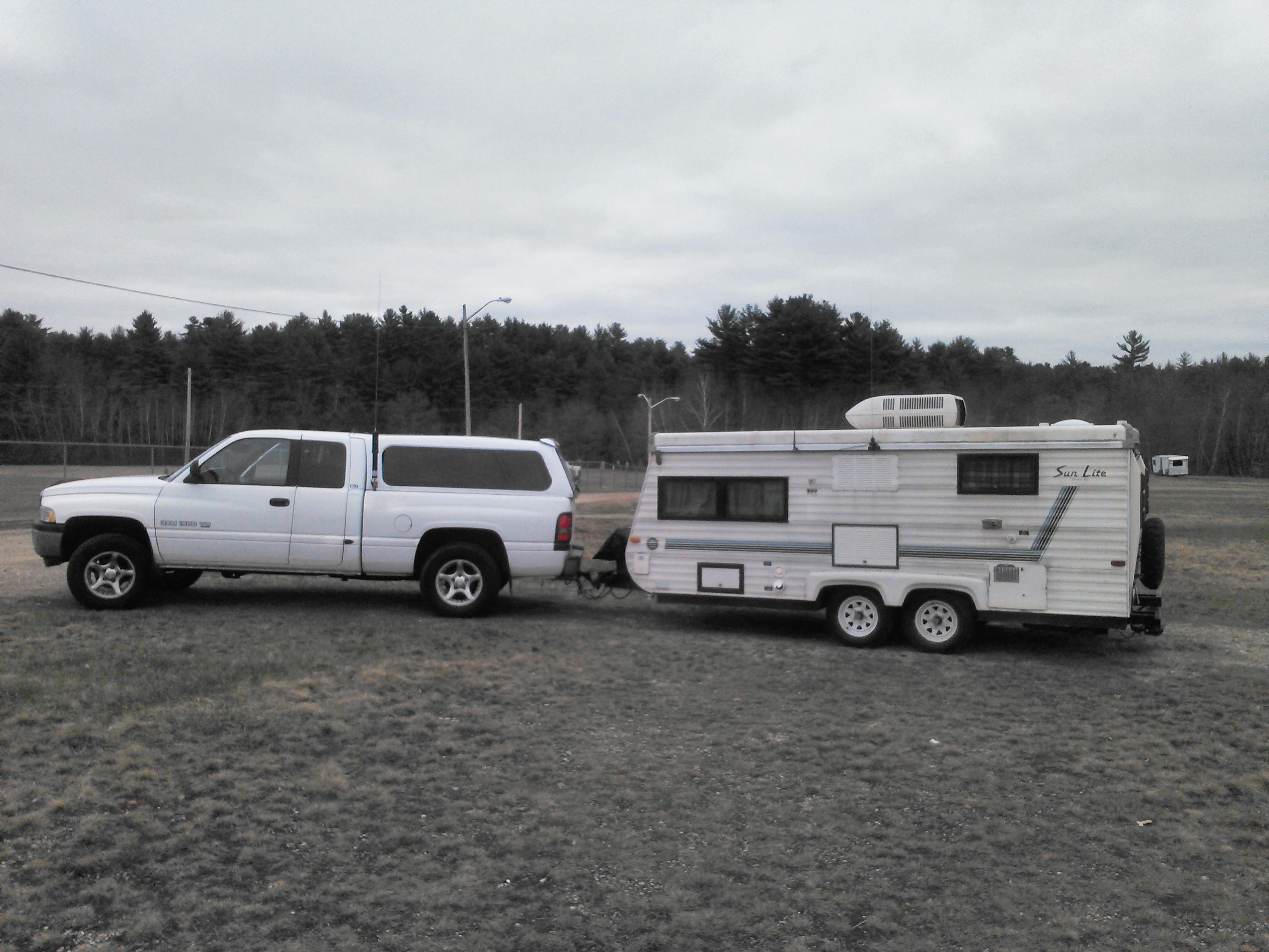 The K1RTA shaggin wagon...